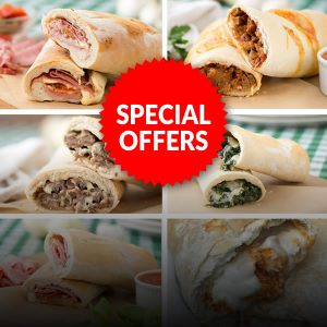 Romano's Special Offers